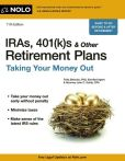 Book Cover Image. Title: IRAs, 401(k)s & Other Retirement Plans:  Taking Your Money Out, Author: Twila Slesnick PhD
