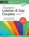 Book Cover Image. Title: A Legal Guide for Lesbian & Gay Couples, Author: Frederick Hertz