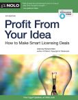 Book Cover Image. Title: Profit From Your Idea:  How to Make Smart Licensing Deals, Author: Richard Stim