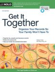 Book Cover Image. Title: Get It Together:  Organize Your Records So Your Family Won't Have To, Author: Melanie Cullen