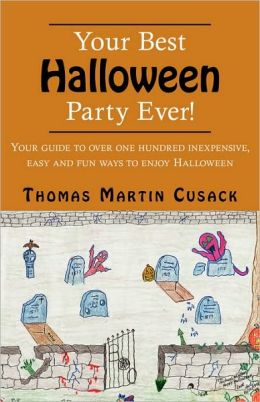 Your Best Halloween Party Ever!