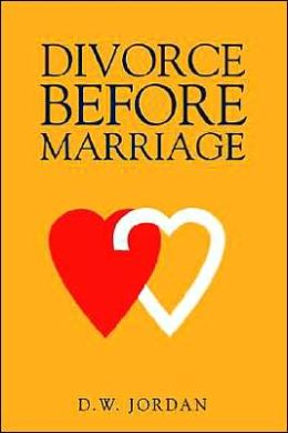 Divorce Before Marriage