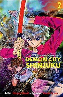 Demon City Shinjuku, Volume 2