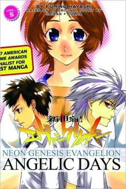Neon Genesis Evangelion: Angelic Days, Volume 5