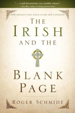 The Irish and the Blank Page