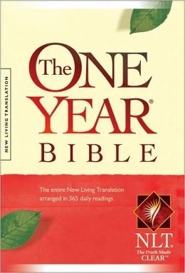 The One Year Bible Compact Edition NLT
