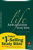 Book Cover Image. Title: Life Application Study Bible NLT, Personal Size, Author: Tyndale
