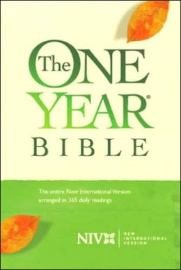 The One Year Bible Compact Edition NIV