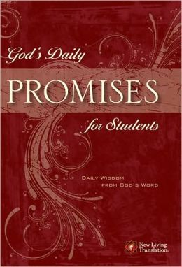 God's Daily Promises for Students: Daily Wisdom from God's Word