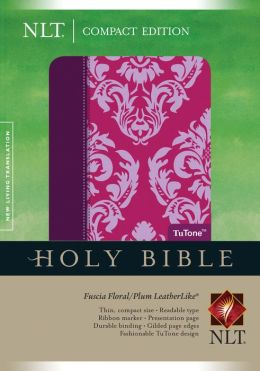 Compact Edition Bible NLT, TuTone
