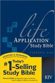 Book Cover Image. Title: Life Application Study Bible KJV, Personal Size, Author: Tyndale
