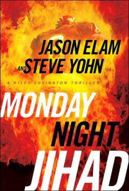 Monday Night Jihad (Riley Covington Series #1)