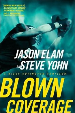 Blown Coverage (Riley Covington Series #2)