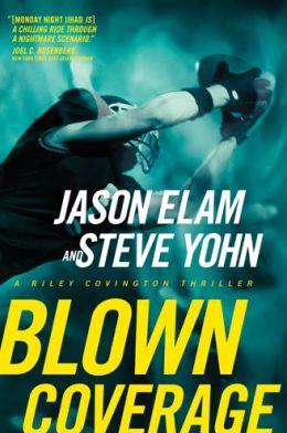 Blown Coverage (Riley Covington Series #2)