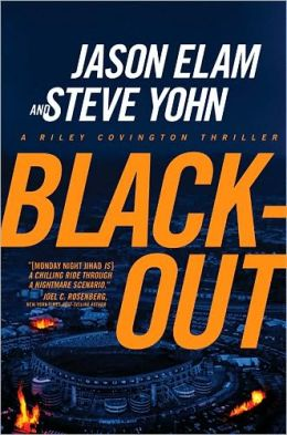 Blackout (Riley Covington Series #3)