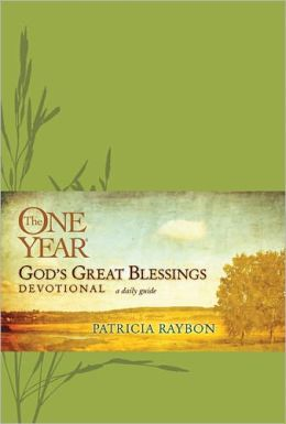 The One Year God's Great Blessings Devotional