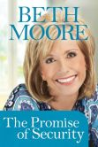 Book Cover Image. Title: The Promise of Security (booklet), Author: Beth Moore