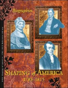 Shaping of America Biography 2 Vol.