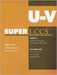 SUPERLCCS: Class U-V: Military and Naval Science