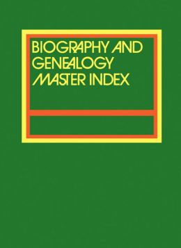 Biography and Genealogy Master Index: 2014.0