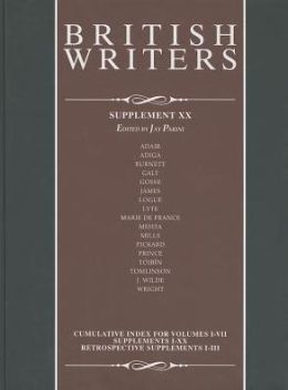 British Writers, Supplement XX