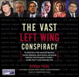 Vast Left Wing Consp (Lib)(CD)
