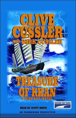 Treasure of Khan (Dirk Pitt Series #19)