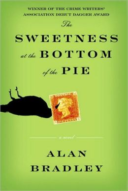 The Sweetness at the Bottom of the Pie (Flavia de Luce Series #1)