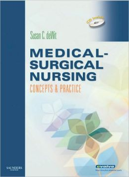 Medical-Surgical Nursing: Concepts and Practice