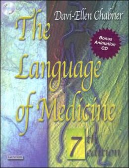 The Language of Medicine with Animation CD-ROM