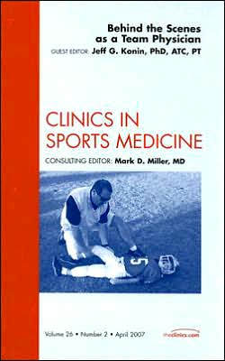 Working as a Team Physician, An Issue of Clinics in Sports Medicine