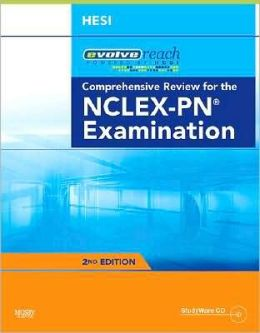 Evolve Reach Testing and Remediation Comprehensive Review for the NCLEX-PN Examination
