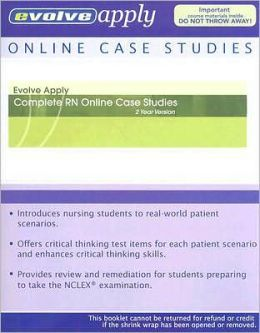 Complete RN Online Case Studies: 2 Year Version