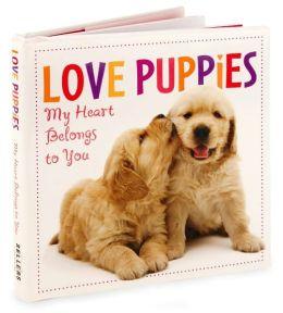 Love Puppies Little Gift Book