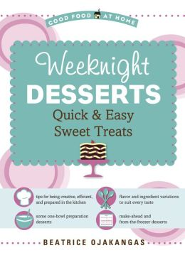 Weeknight Desserts: Quick & Easy Sweet Treats