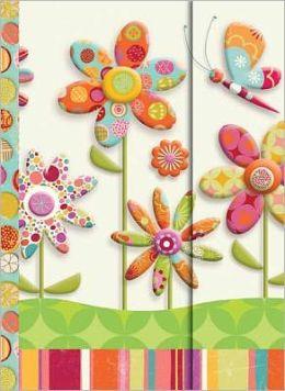 Happy Flowers Journal