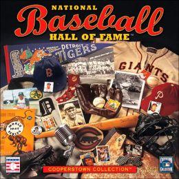 2006 Baseball Hall of Fame Wall Calendar