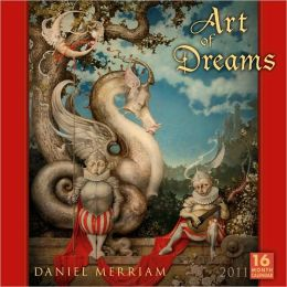 2011 Art Of Dreams Wall Calendar