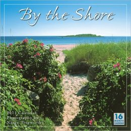 2011 By The Shore Wall Calendar