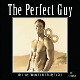 2011 Perfect Guy Wall Calendar