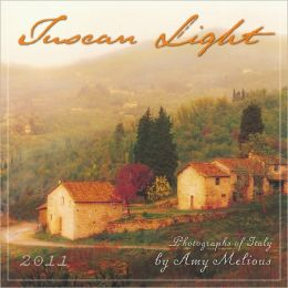 2011 Tuscan Light Wall Calendar