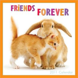 2011 Friends Forever Mini Wall Calendar