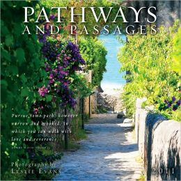 2011 Pathways And Passages Mini Wall Calendar