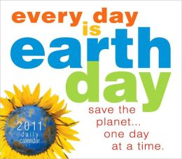 2011 Every Day Is Earth Day Box Calendar