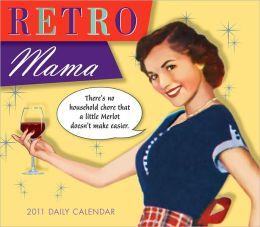 2011 Retro Mama Box Calendar