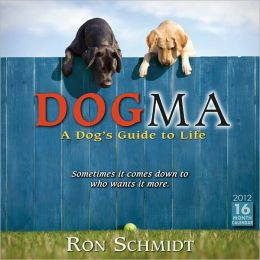 2012 Dogma Wall Calendar
