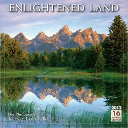 2012 Enlightened Land Wall Calendar