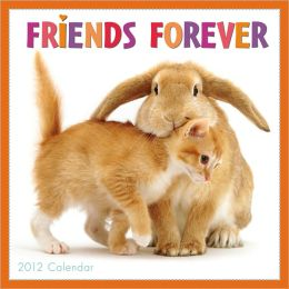 2012 Friends Forever Wall Calendar