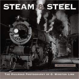 2012 Steam & Steel Wall Calendar