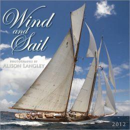 2012 Wind and Sail Wall Calendar